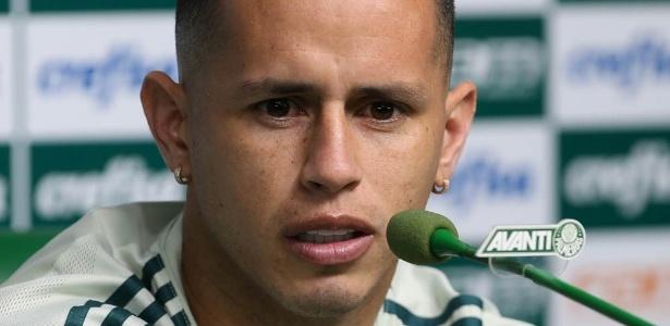 O meia venezuelano Guerra deve ser reforço do Palmeiras