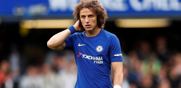 David Luiz recebeu consulta do Barcelona, mas Chelsea descartou acordo