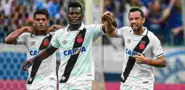 Paulão não foi titular em toda sua passagem pelo Vasco e pode voltar ao Inter - Pedro Vilela/Getty Images
