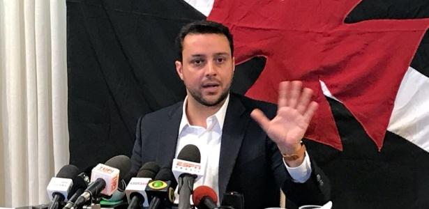 Júlio Brant soma mais votos que Eurico Miranda após a retificação da ata da eleição