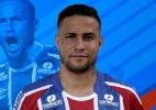 Bahia oficializa a contratação do lateral direito Bruno, do São Paulo (Foto: Divulgação/E.C. Bahia)