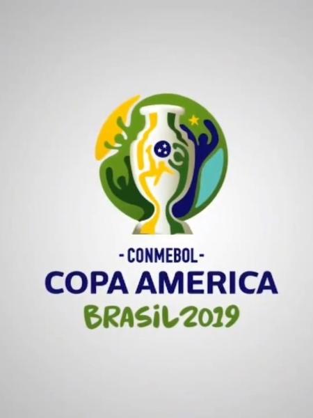 Logo da Copa América 2019 - Divulgação/Conmebol