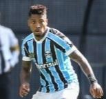 Marinho, atacante do Grêmio