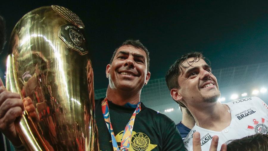 Em SP, Corinthians levou o título; Flamengo, Grêmio e Cruzeiro também comemoraram - Marcello Zambrana/AGIF