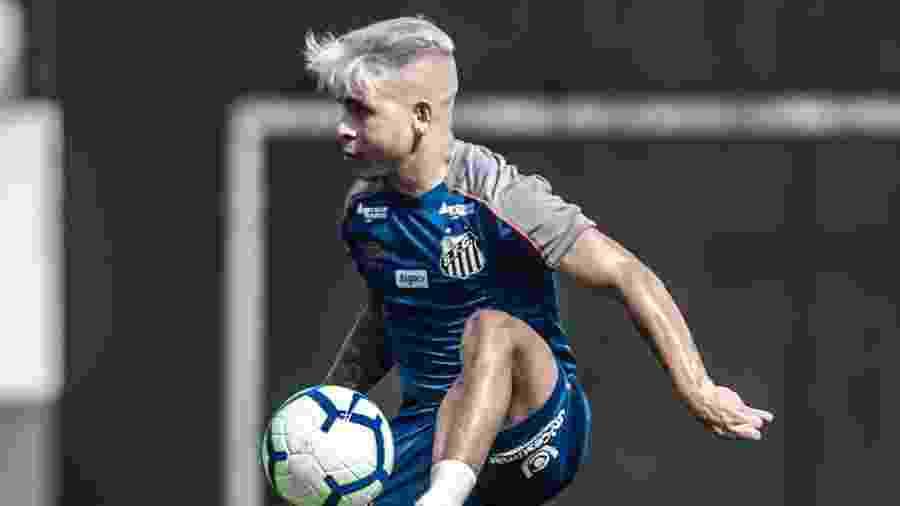 Divulgação/Santos Futebol Clube
