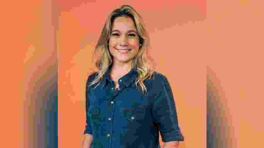 Globo não anuncia, mas já há a expectativa do progarma da Fernanda Gentil para setembro - reprodução/Instagram