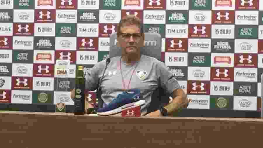 Oswaldo de Oliveira lamentou convocações para a seleção olímpica - Caio Blois/UOL Esporte