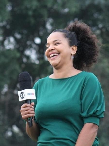Denise Thomaz Bastos, nova repórter da gerência de esporte da TV Globo - Reprodução