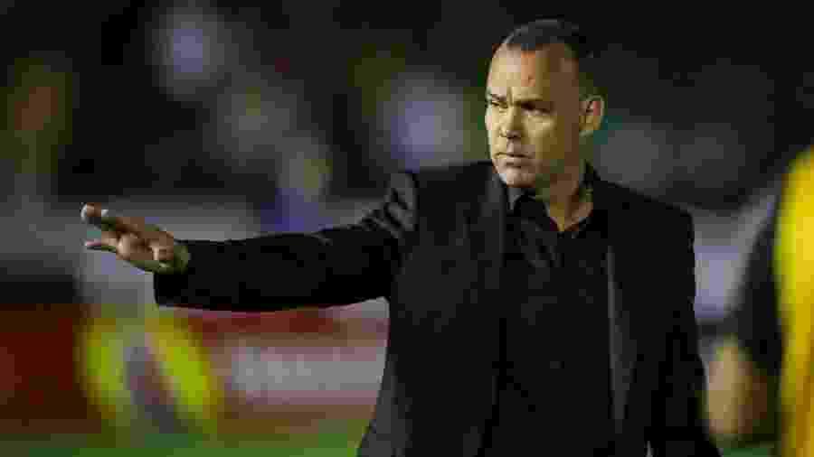 Rafael Dudamel, técnico do Atlético-MG, faz análise do resultado diante do Unión, da Argentina - Bruno Cantini/Divulgação/Atlético-MG