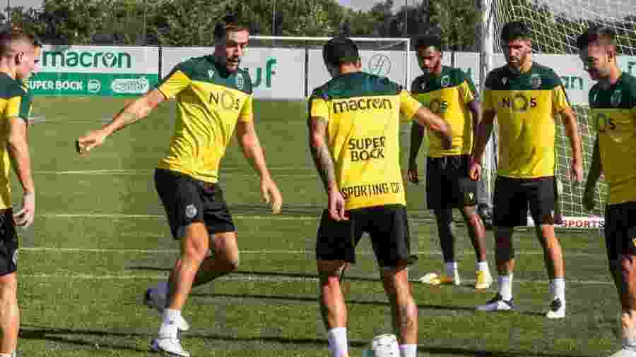 Sporting estreia no Campeonato Português contra o Gil Vicente - Divulgação/Sporting