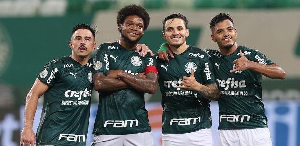 Jornal argentino exalta goleada do Palmeiras: 'Em busca da tríplice coroa'