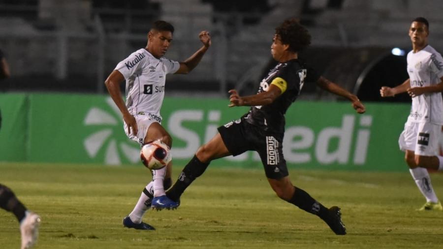 Ponte Preta x Santos pelo Campeonato Paulista - Ivan Storti
