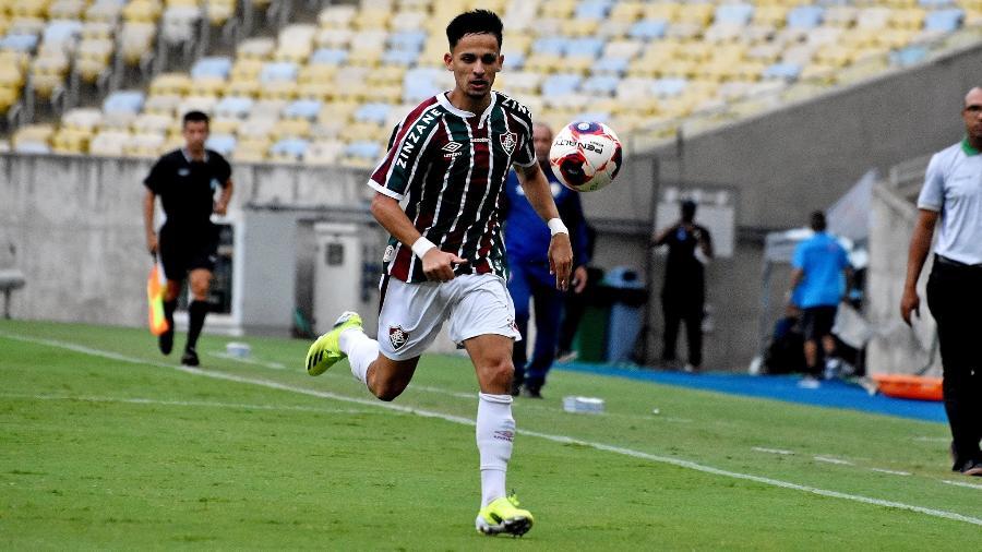 Gabriel Teixeira, atacante do Fluminense - Mailson Santana / Fluminense FC