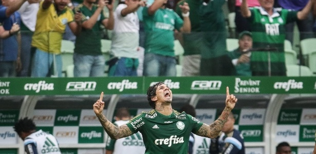 Victor Ramos defendeu o Palmeiras na última temporada