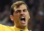 Cornetado por falha, Casillas rebate jornal catalão no Twitter