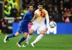 Florenzi passará por cirurgia no joelho e desfalcará Roma por 4 meses - Giuseppe Cacace/AFP