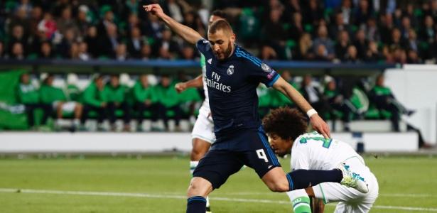 Benzema está afastado da seleção francesa
