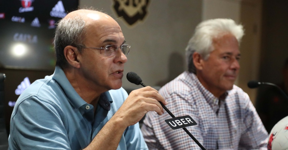 Eduardo Bandeira de Mello e Flávio Godinho, preso na Operação Eficiência - braço da Lava Jato