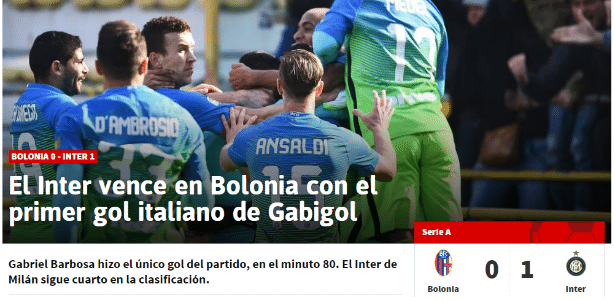 Gabigol foi citado pela imprensa espanhola - Reprodução - Reprodução