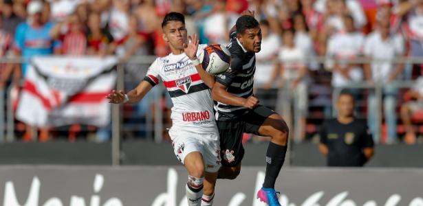 Luiz Araújo é uma das alternativas à posição