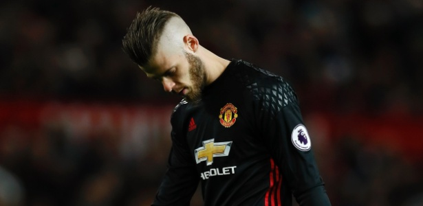 De Gea segue como goleiro do Manchester United