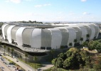 Reprodução do projeto da Arena Multiuso de Belo Horizonte