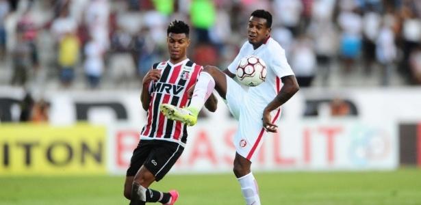 Santa Cruz e Internacional se enfrentam pela Série B do Campeonato Brasileiro 2017