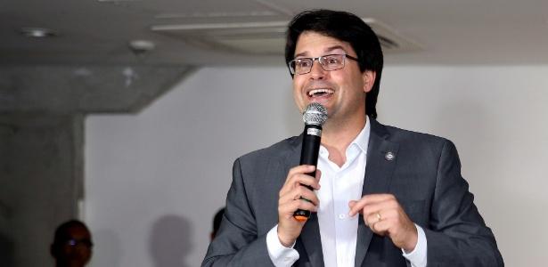 Guilherme Bellintani, presidente do Bahia e idealizador do projeto Dignidade aos Ídolos