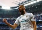 Milan é mais um clube interessado na contratação de Karim Benzema - REUTERS