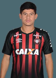 Matheus Rossetto, meia do Atlético-PR