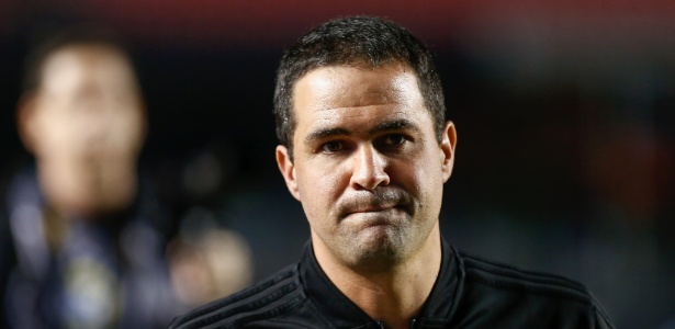 André Jardine lamentou o empate do São Paulo por 0 a 0 com o Sport, nesta segunda-feira - Marcello Zambrana/AGIF