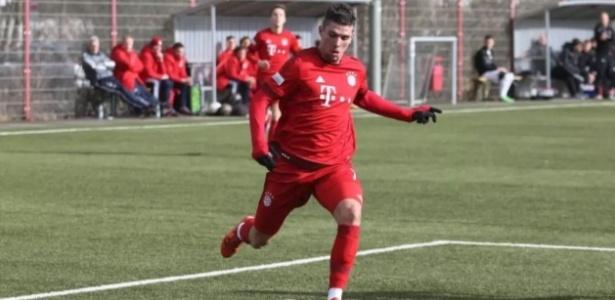 Steeven Ribéry atuou no time B do Bayern de Munique antes de passar pela Grécia - Divulgação/fcbayern.com