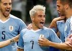 Uruguai bate Equador com atuação dominante e brilho da dupla Suárez-Cavani - REUTERS/Luisa Gonzalez