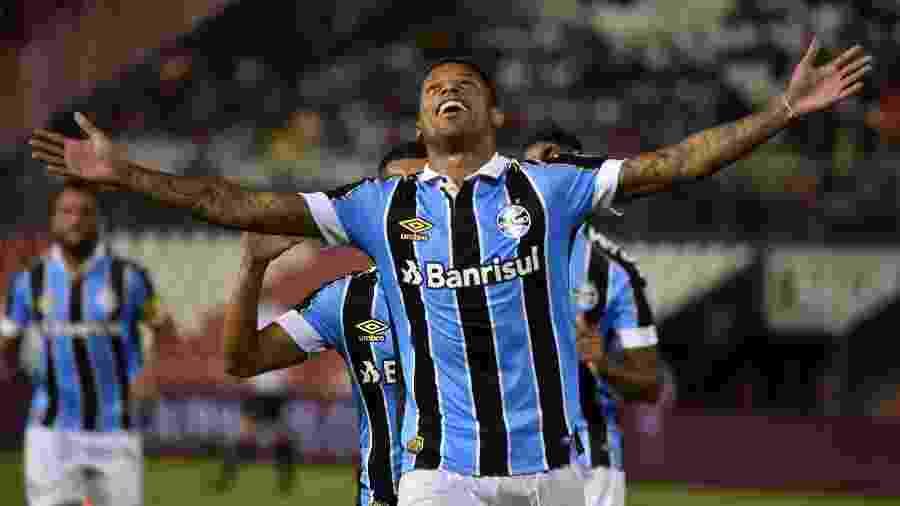 André foi destaque na partida contra o Libertad, pela Libertadores, na última semana - NORBERTO DUARTE / AFP