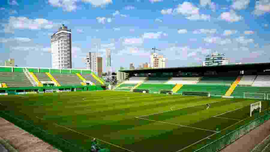 Arena Condá, em Chapecó - Márcio Cunha/ACF