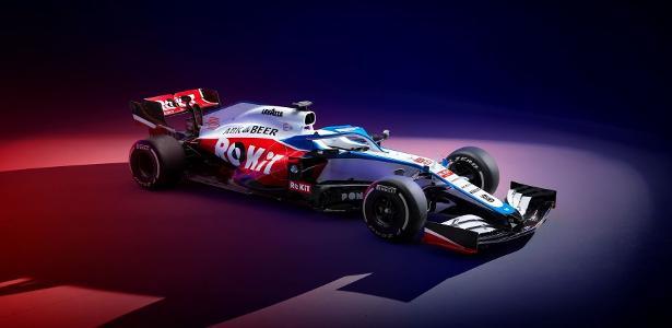 Fórmula 1 | Williams e Racing Point mostram carros e completam grid do ano