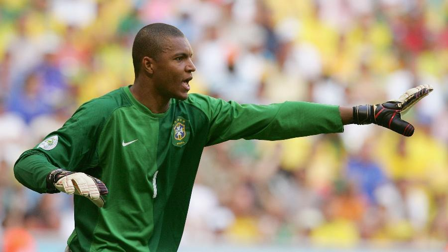 Ex-goleiro Dida está de volta ao Milan - Robert Cianflone/Getty Images