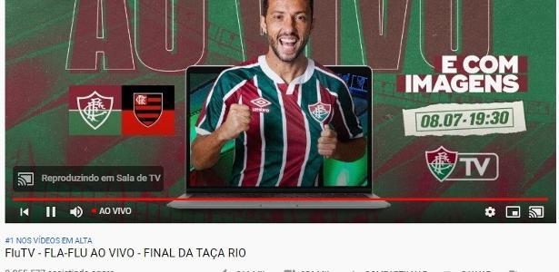 Fla-Flu supera Marília Mendonça e Jorge & Mateus em maior live da história – UOL Esporte
