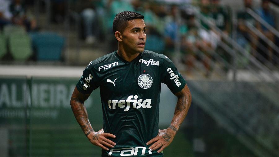 Dudu deixa o Palmeiras para defender o Al-Duhail, do Qatar, no mercado da bola. Ele assina por empréstimo - Bruno Ulivieri/AGIF