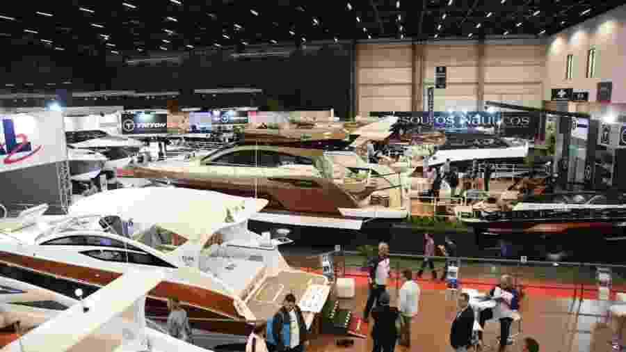 Boat Show 2019; edição de 2020 será ao ar livre, na USP - Divulgação