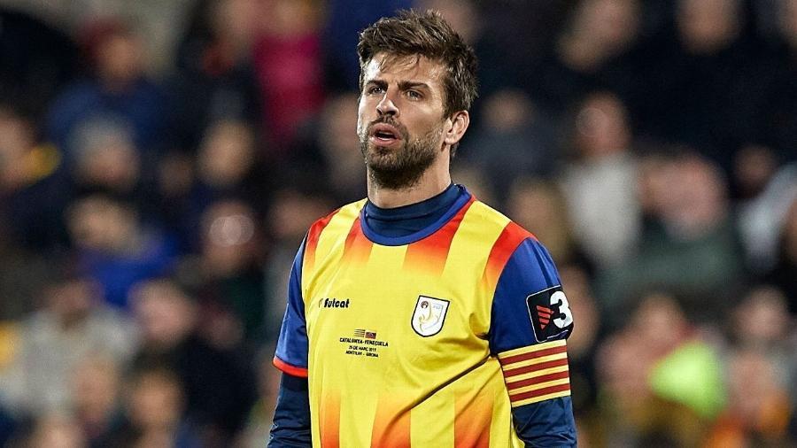 "Piqué ""comemorou"" saída de clubes da Superliga - Getty Images"