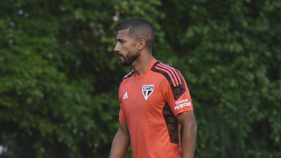 Rojas, atacante do São Paulo, tem contrato até 31 de maio de 2021 -  Erico Leonan / saopaulofc
