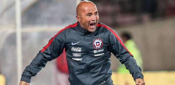 Após deixar a seleção chilena em janeiro, Sampaoli segue livre no mercado