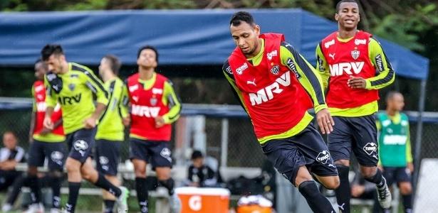 Mansur disputou apenas sete jogos pelo time principal do Atlético-MG