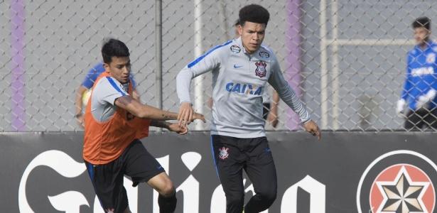Marquinhos Gabriel foi contratado pelo Corinthians em abril de 2016 - Daniel Augusto Jr/Agência Corinthians