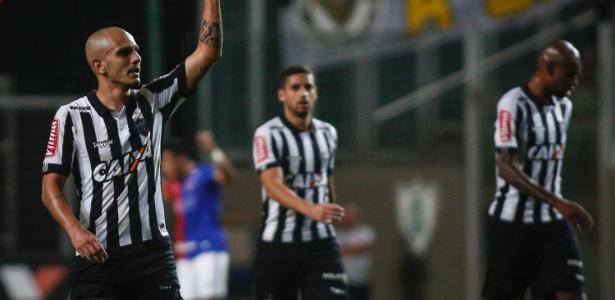 Fábio Santos disputou 28 dos 30 jogos do Atlético-MG na temporada 2017