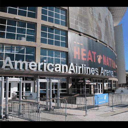 American Airlines Arena - Reprodução/Instagram