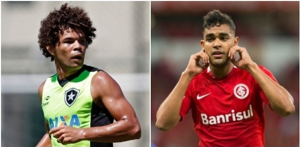 Insatisfeito no Botafogo, Camilo defenderá Inter, que cederá Brenner ao Alvinegro