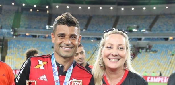 Ederson está próximo de retornar aos gramados com a camisa do Flamengo - Gilvan de Souza/ Flamengo
