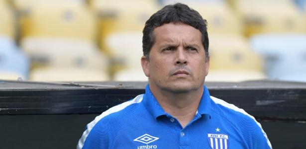 Claudinei Oliveira foi demitido do Avaí na semana passada